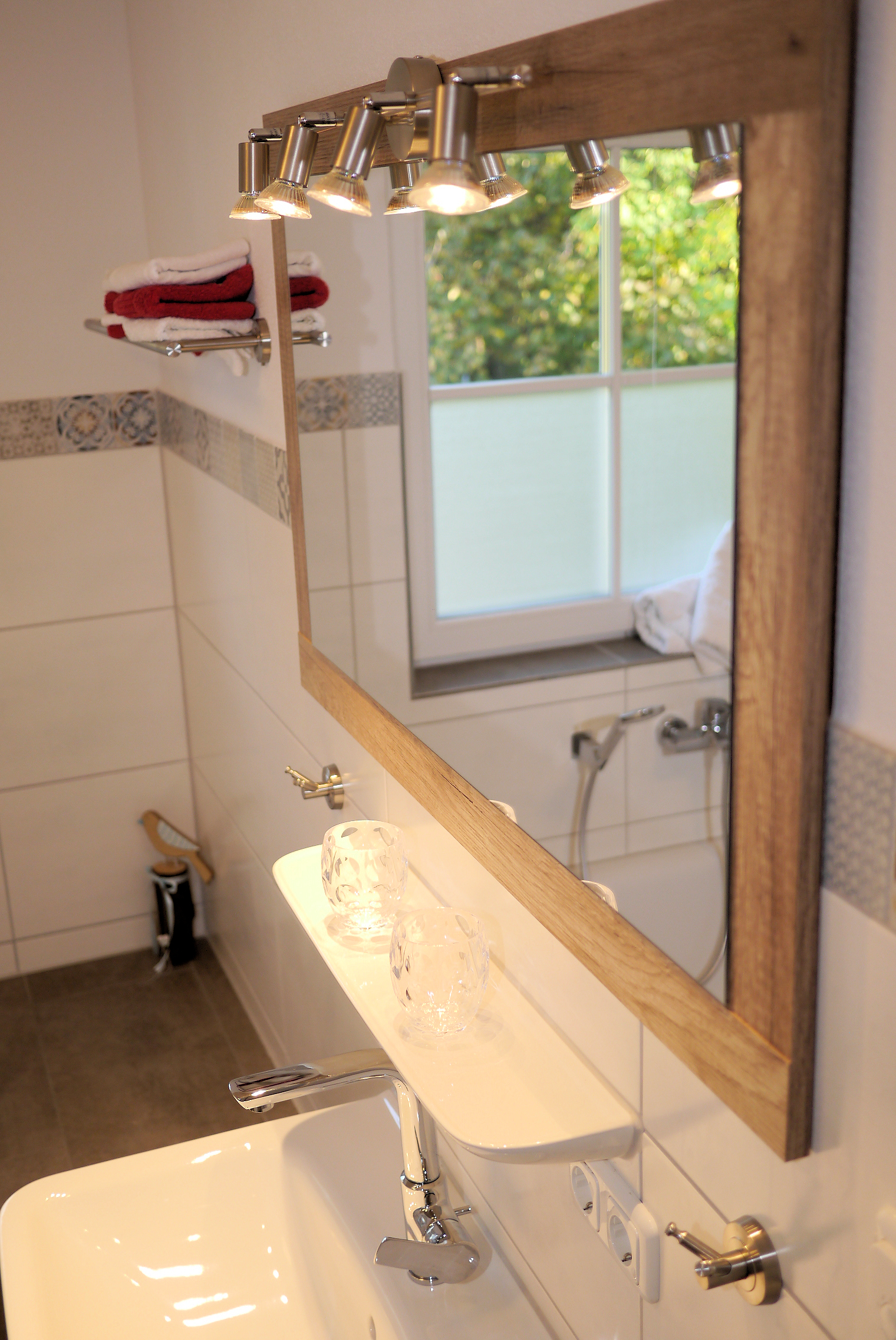 Apt. 2 A further picture of our bathroom.