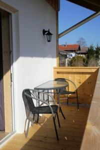 Apt. 2 Bild vom Balkon