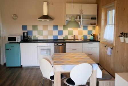 Apt. 2 Fühlen Sie sich wohl in der komplett ausgestatteten Küche.